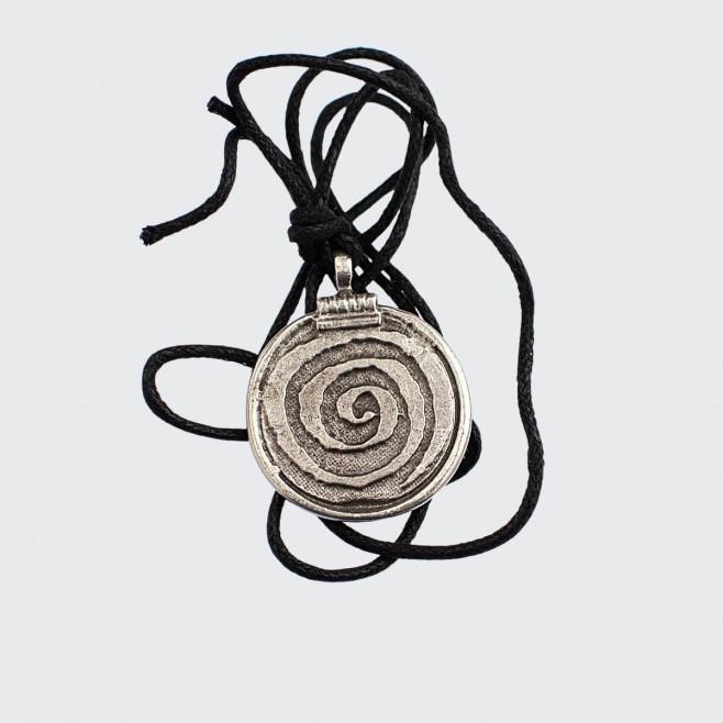 Медальон Спирала