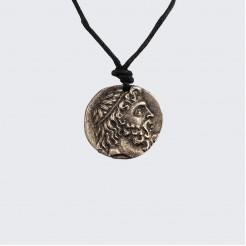 Медальон Зевс
