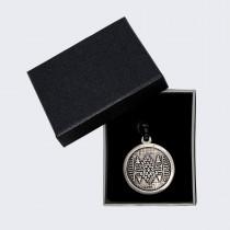 Медальон с шевица Севар