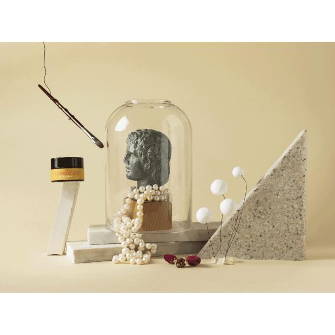 Околоочен крем Морков,  серия Handmaids