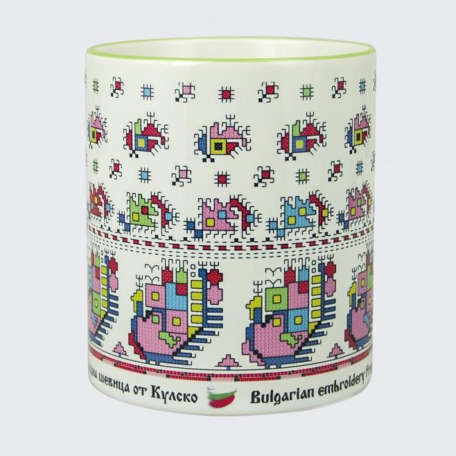 Чаша с Шевица от Кулско • Пауни