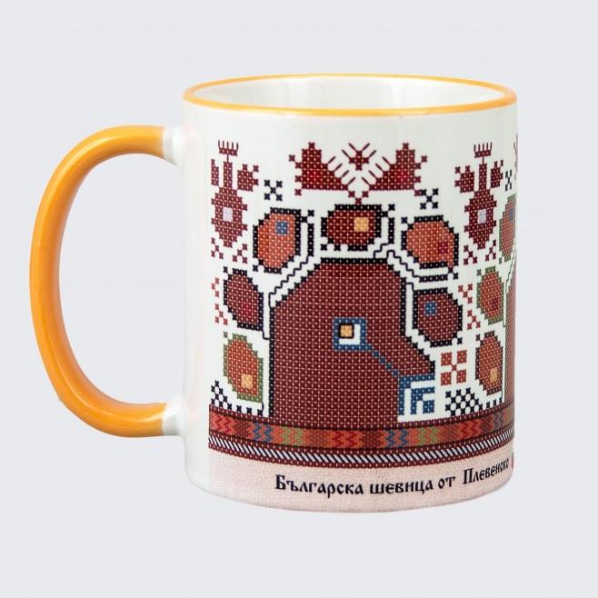Чаша с Шевица от Плевенско • модел 2