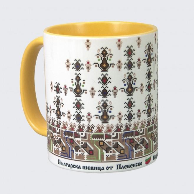Чаша  с Шевица от Плевенски район - модел 1