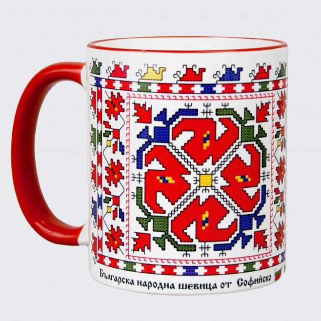 Чаша с Шевица от Софийско 1