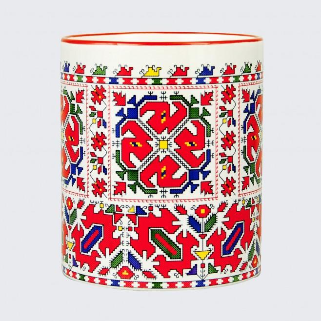 Чаша с Шевица от Софийско -модел 2