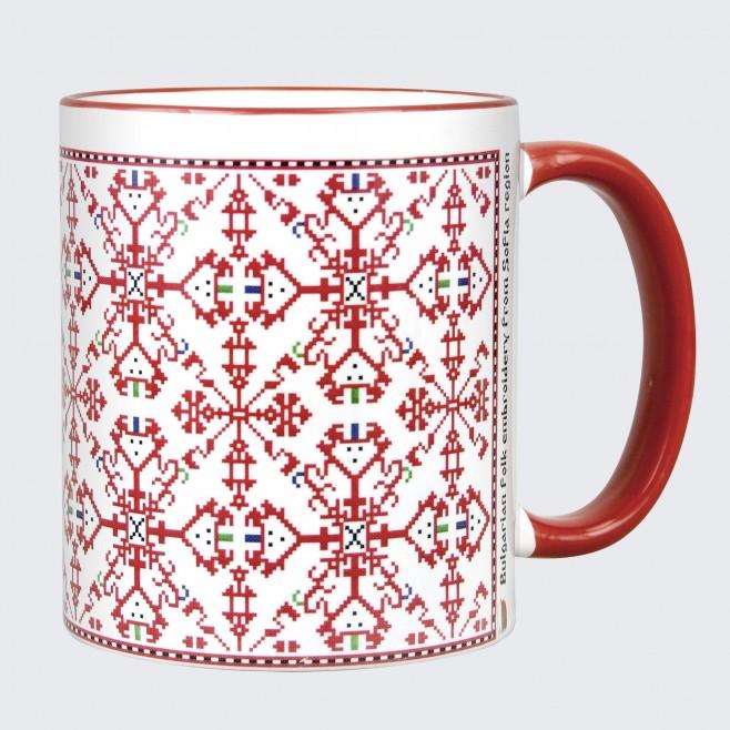 Чаша със Софийска Свиленица - модел 3