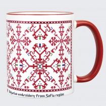 Чаша със Софийска Свиленица - модел 4