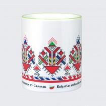 Чаша с Шевица от Самоков • детайл, модел 1