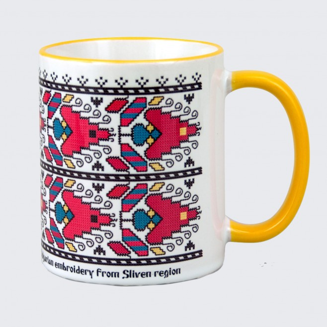 Чаша с Шевица от Сливенско • модел 2