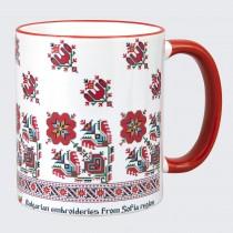 Чаша с Шевица от Софийския край