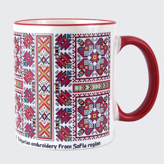 Чаша с Шевица от с. Бухово • Свиленица - модел 1