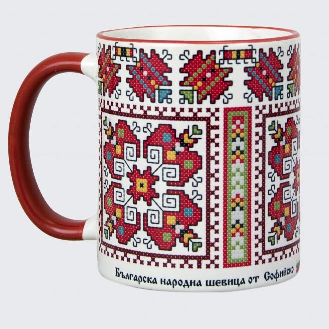 Чаша с Шевица от с. Бухово • Свиленица - модел 2