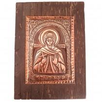 Медна икона Света Петка
