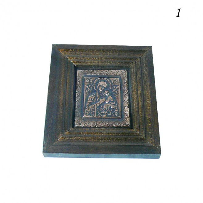 Медна Икона Богородица