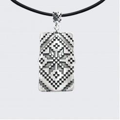 Сребърен медальон Елбетица
