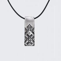 Сребърен медальон Калимана