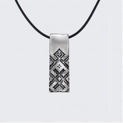 Сребърен комплект Калимана