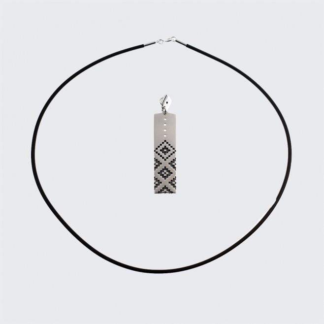 Сребърен медальон Кера
