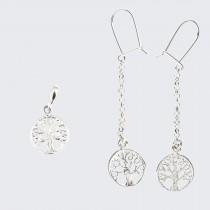 Сребърен комплект Дървото на Живота