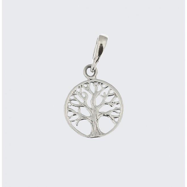 Сребърна висулка Дървото на Живота