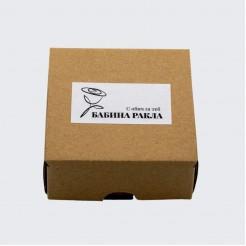 Подаръчна кутийка • еко картон