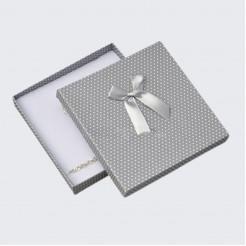 Подаръчна кутийка за комплект Класик 14 см x 14 см