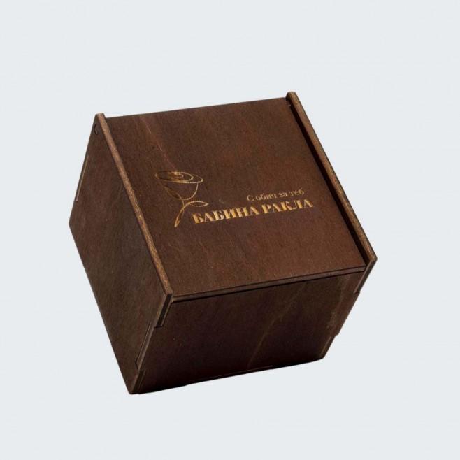 Подаръчна кутийка • венге