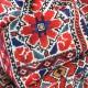 Дамски шал с шевица Донка, 150x50