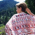 Scarves with Bulgarian Motives - CHIFFON