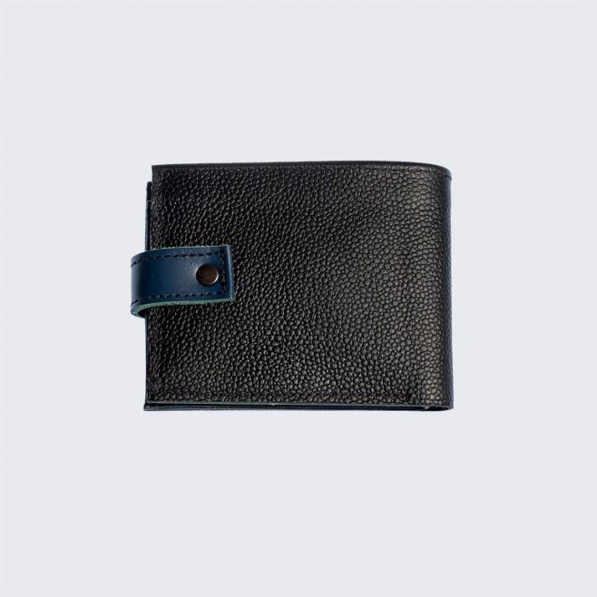 Мъжки портфейл естествена кожа Богатство