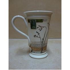 Керамика • Керамична чаша с декорация • модел 2