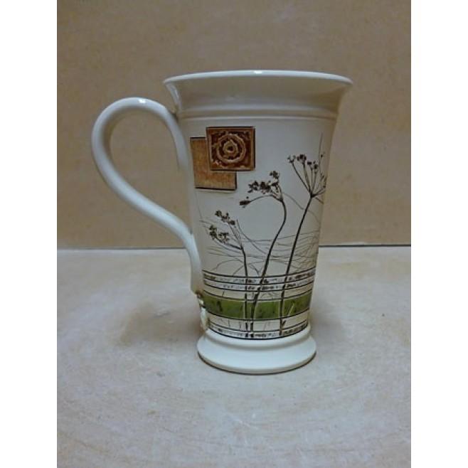 Керамика • Керамична чаша с декорация • модел 3