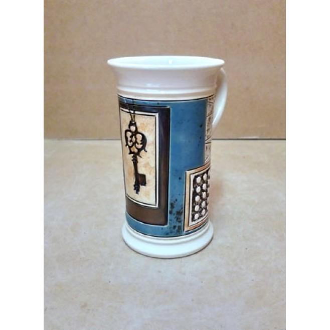 Керамика • Керамична чаша с декорация • модел 6