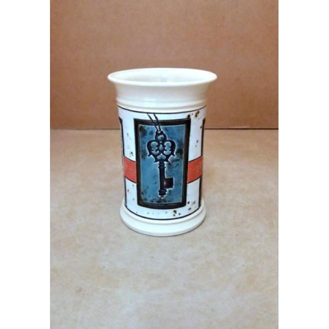 Керамика • Керамична чаша с декорация • модел 7