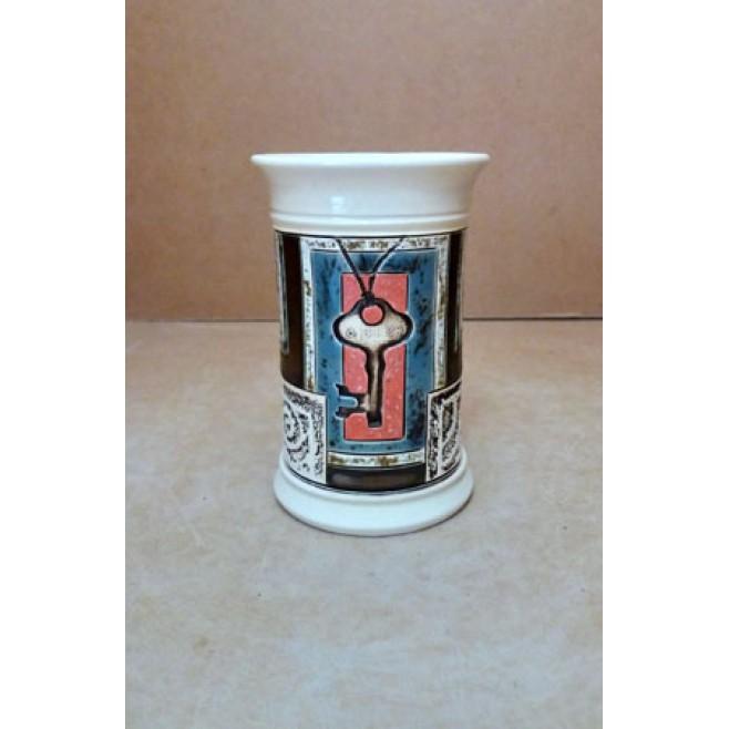 Керамика • Керамична чаша с декорация • модел 9