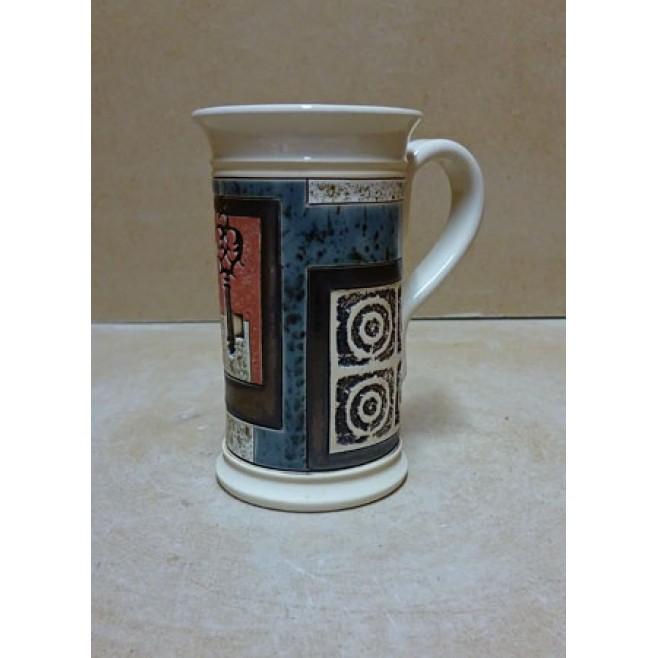 Керамика • Керамична чаша с декорация • модел 12
