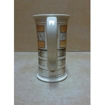 Керамика • Керамична чаша с декорация • модел 13
