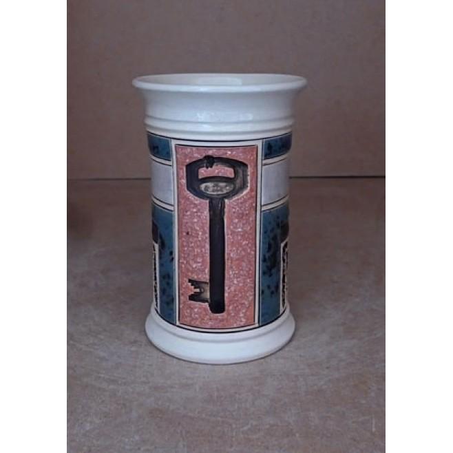 Керамика • Керамична чаша с декорация • модел 14