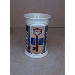 Керамика • Керамична чаша с декорация • модел 15