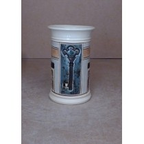 Керамика • Керамична чаша с декорация • модел 17