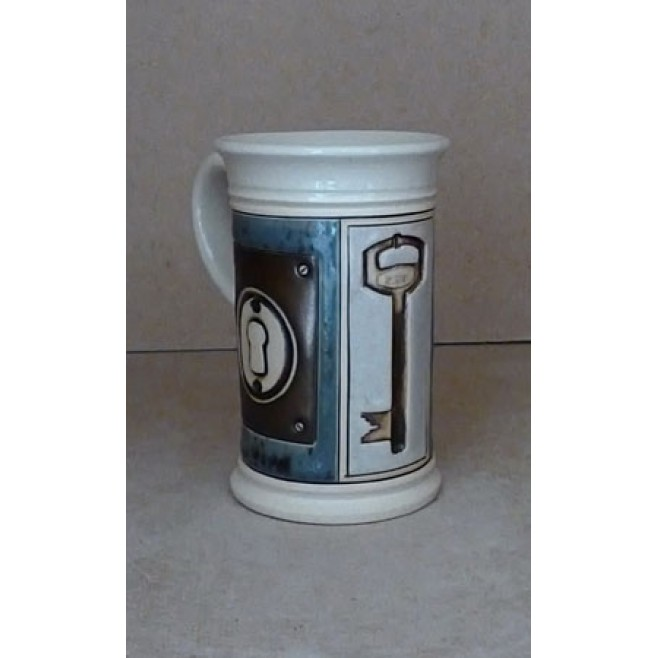 Керамика • Керамична чаша с декорация • модел 19