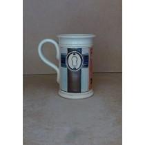 Керамика • Керамична чаша с декорация • модел 21