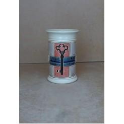 Керамика • Керамична чаша с декорация • модел 22