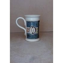Керамика • Керамична чаша с декорация • модел 23