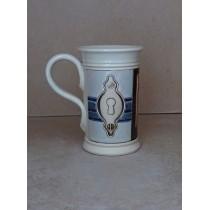 Керамика • Керамична чаша с декорация • модел 24