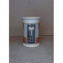 Керамика • Керамична чаша с декорация • модел 25