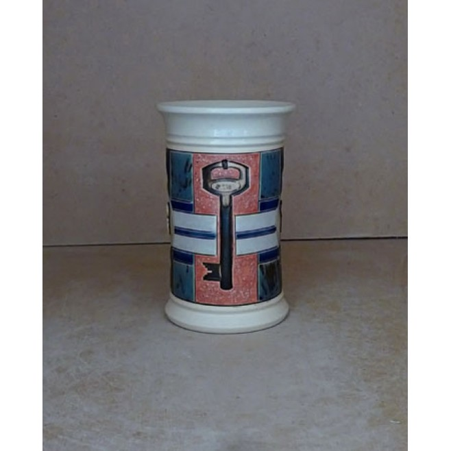 Керамика • Керамична чаша с декорация • модел 28