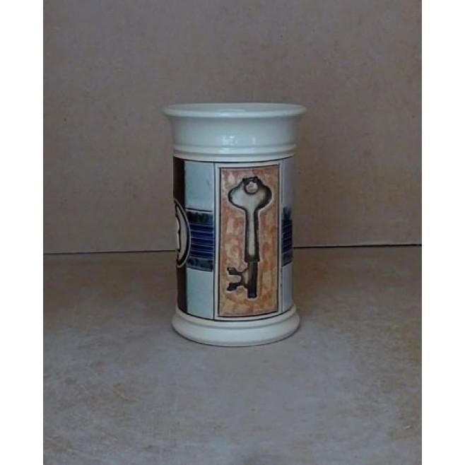 Керамика • Керамична чаша с декорация • модел 29