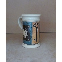 Керамика • Керамична чаша с декорация • модел 31