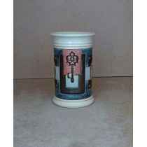 Керамика • Керамична чаша с декорация • модел 32
